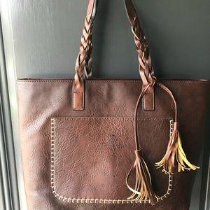 Handbags - Weimeibaige Chocolate Brown Handbag